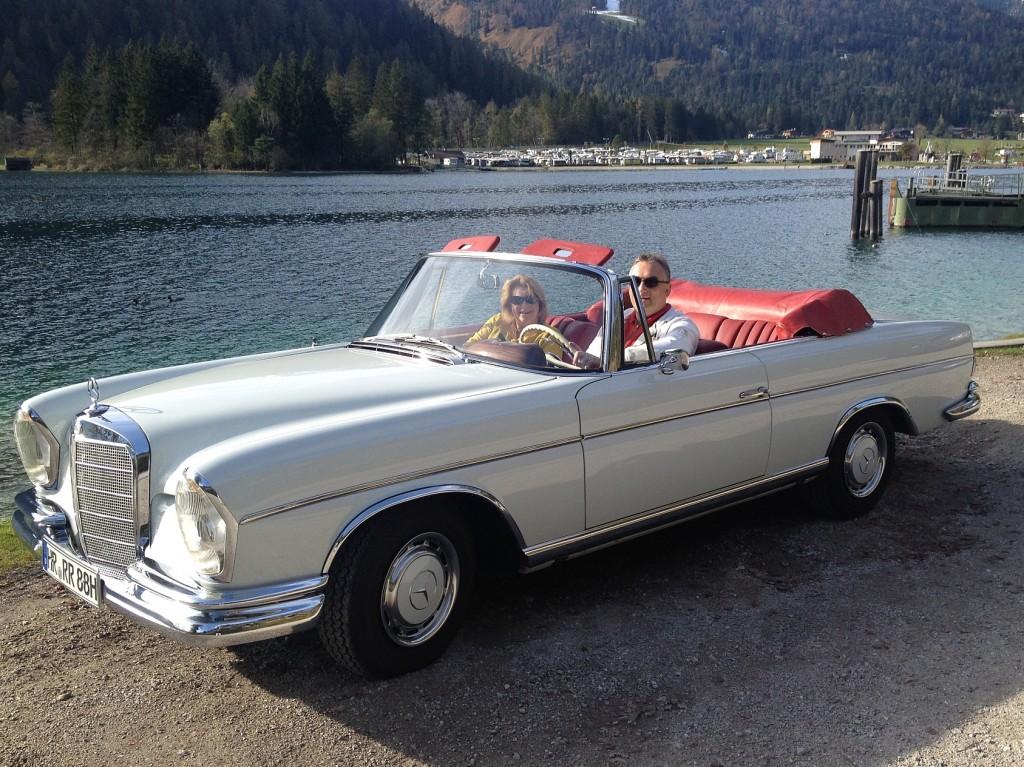 Mercedes 300 SEC